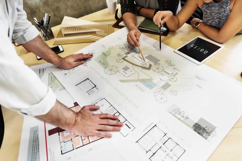 Architects - Planning 2