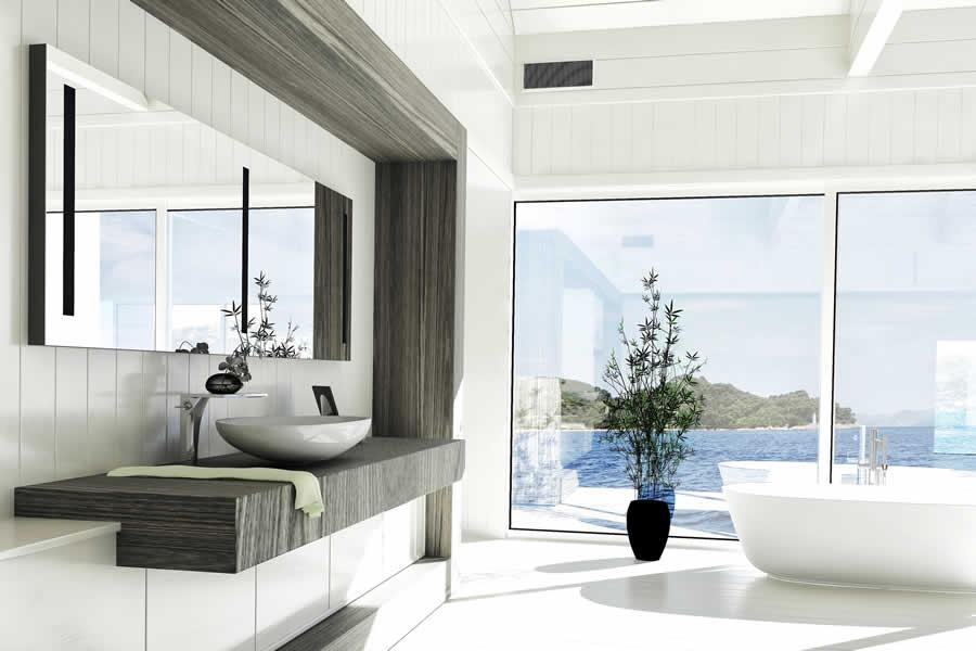 Bathrooms Included In Prefabricated Buildings