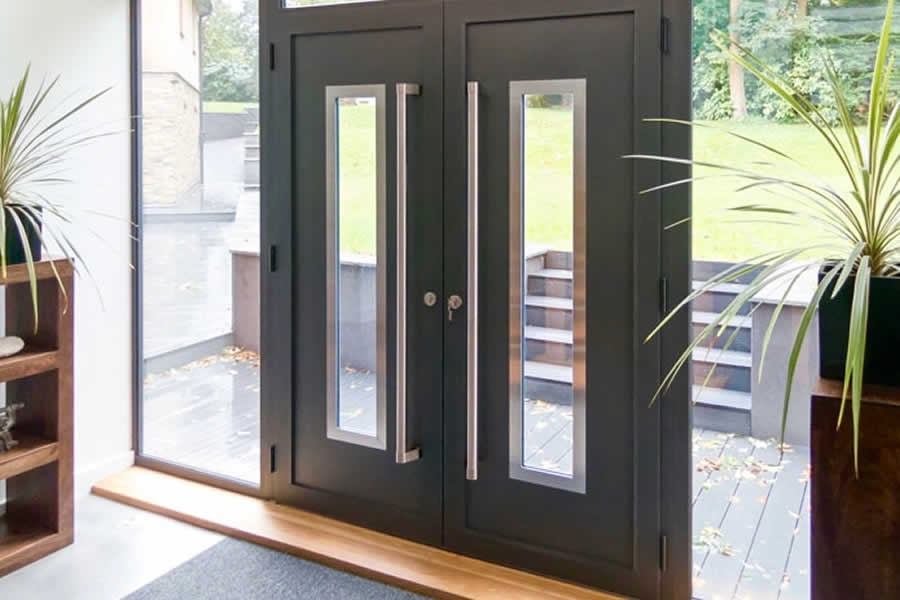 doors & Windows Included In Prefabricated Buildings