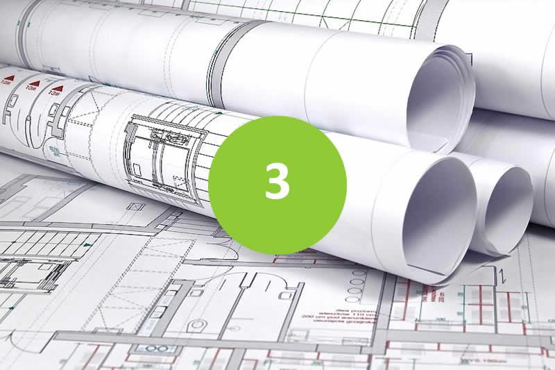 Prefabricated Buildings - Step 3 -