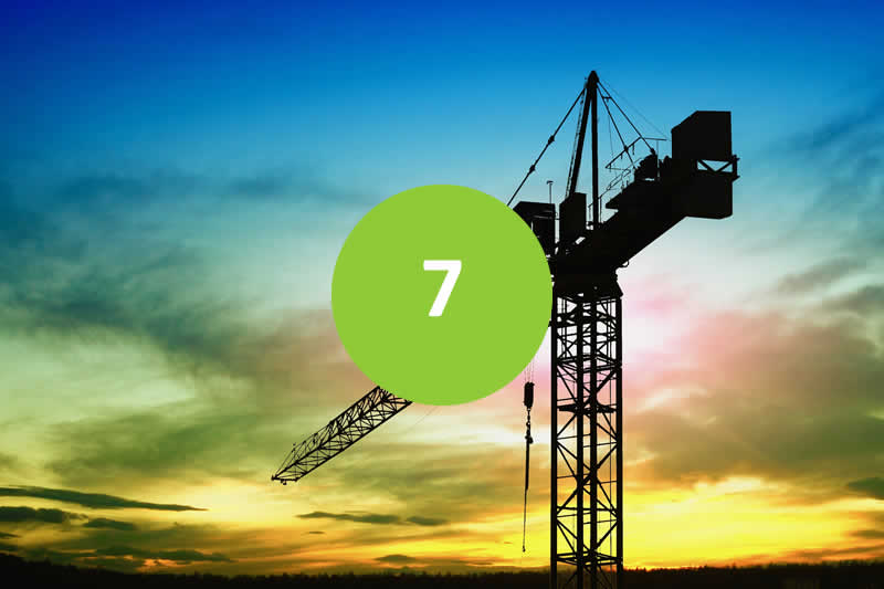 Prefabricated Building - Step 7 - Construction