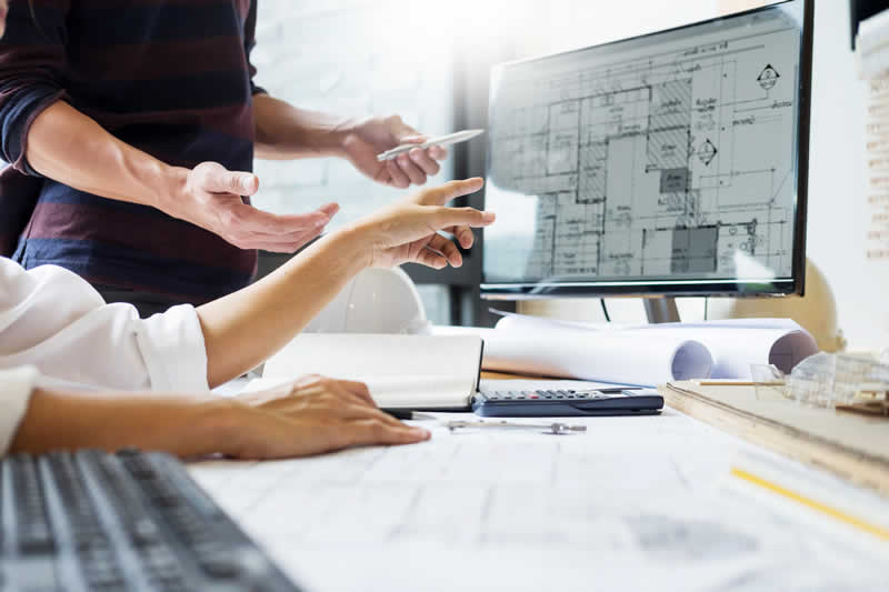 Architects - Planning 3